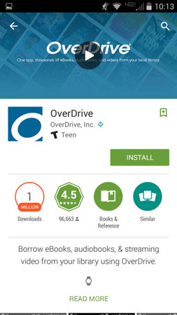 android app install