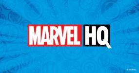 Marvel HQ logo
